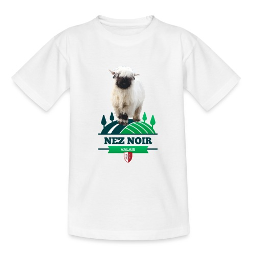Mouton du Valais - Nez noir - Teenager T-Shirt