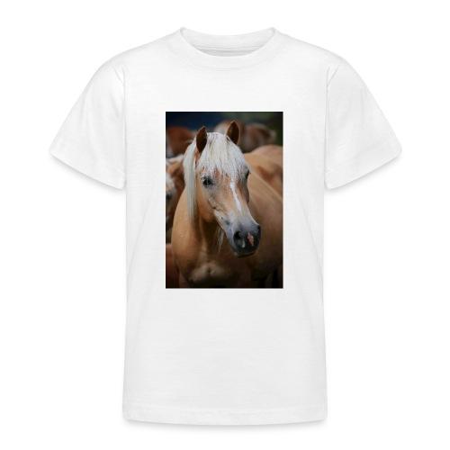 Haflinger - Teenager T-Shirt