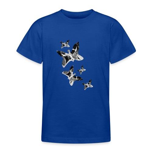 Schmetterlinge - Teenager T-Shirt
