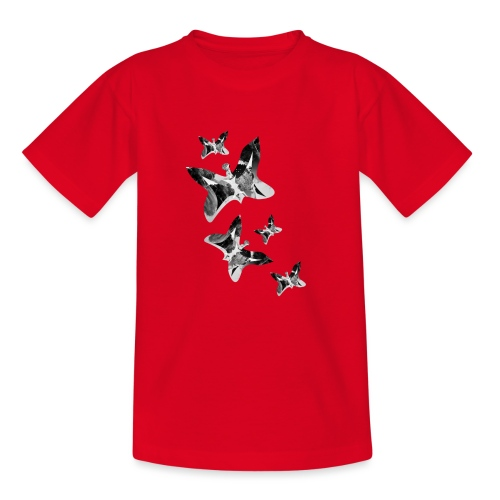 Schmetterlinge - Teenager T-Shirt