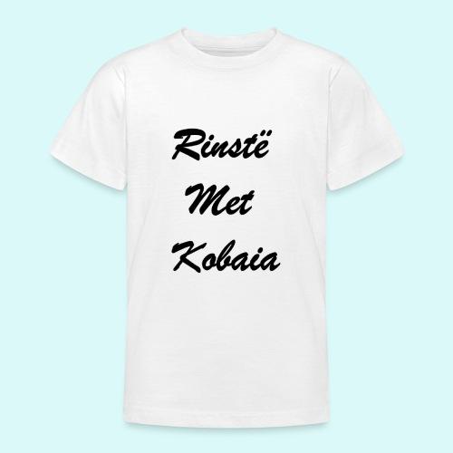 prisonnier sur Kobaia - T-shirt Ado