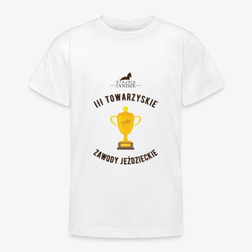 Serce dla szymona 15 - Koszulka młodzieżowa