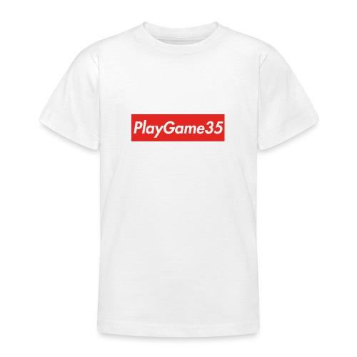 PlayGame35 - Maglietta per ragazzi