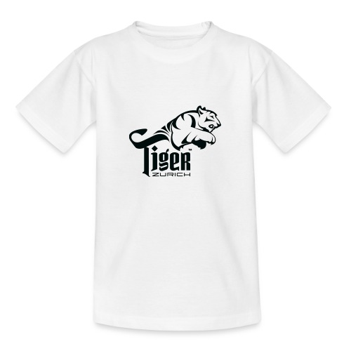 TIGER ZURICH digitaltransfer - Teenager T-Shirt