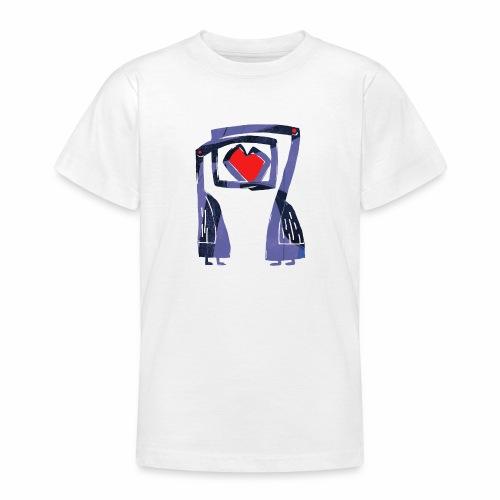 Love birds - Teenager T-shirt