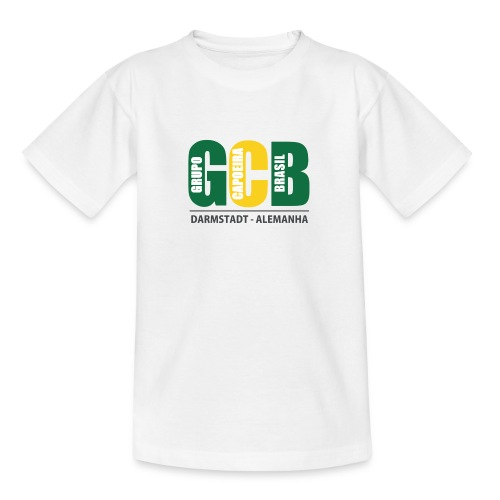 GCB_Cigano_Darmstadt - Teenager T-Shirt
