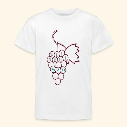 Traube - Teenager T-Shirt