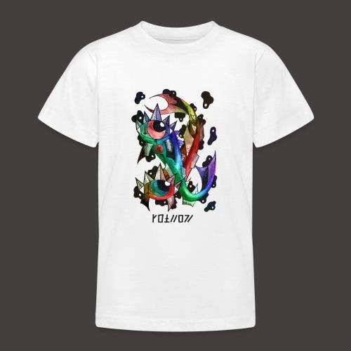 Poisson multi-color - T-shirt Ado