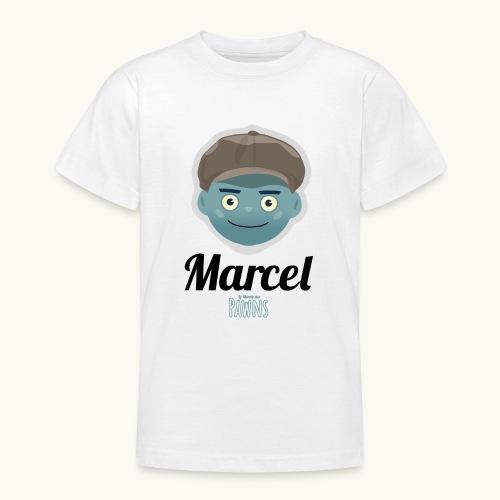Marcel (Le monde des Pawns) - T-shirt Ado