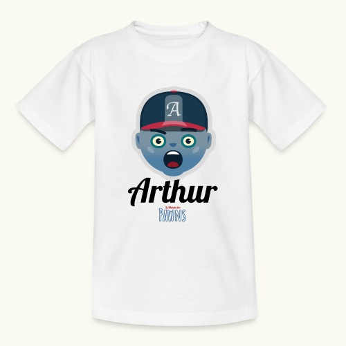 Arthur (Le monde des Pawns) - T-shirt Ado
