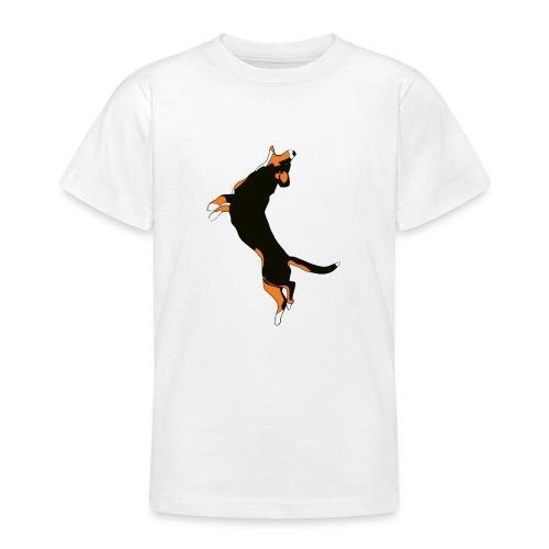 Entlebucher - T-shirt tonåring