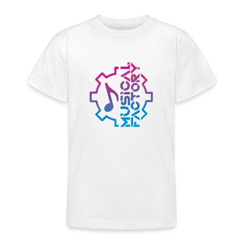 Musical Factory Marchio - Maglietta per ragazzi