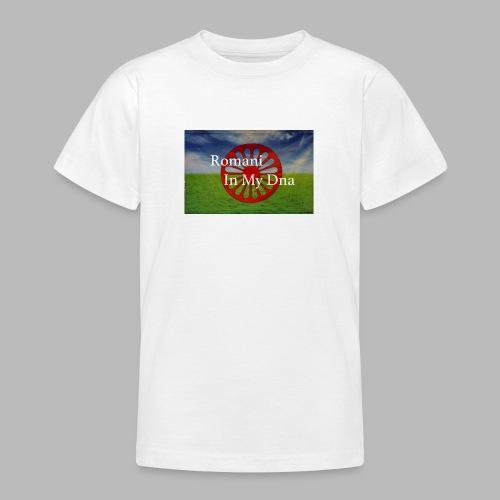 flagromaniinmydna - T-shirt tonåring