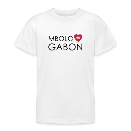 MBOLO GABON - T-shirt Ado