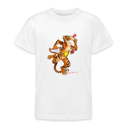 Tiger Vari - Teenager T-Shirt