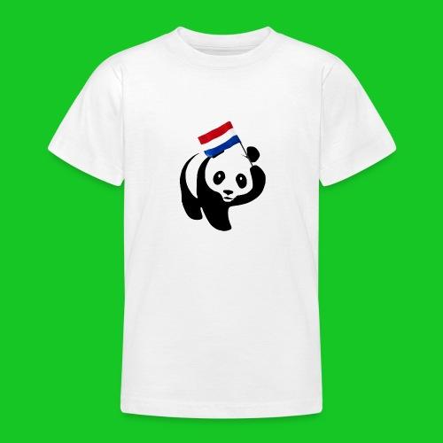 Nederlandse Panda png - Teenager T-shirt