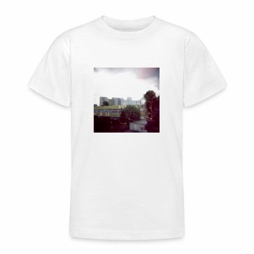 Original Artist design * Blocks - Teenage T-Shirt