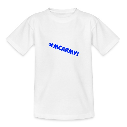 ABMC #MCARMY! - Teenage T-Shirt
