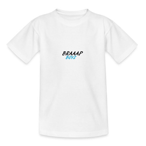 Braaap Boyz orginal - T-shirt tonåring