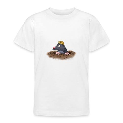 Maulwurf - Teenager T-Shirt