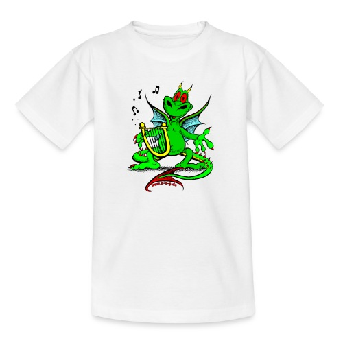 drache - Teenager T-Shirt