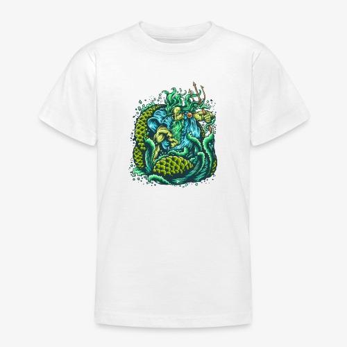 Dieu de la mer - T-shirt Ado