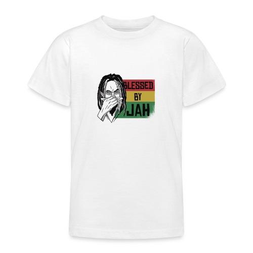 BlessedByJah - Teenager T-Shirt