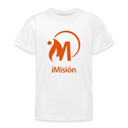 iMisión 1 - Camiseta adolescente