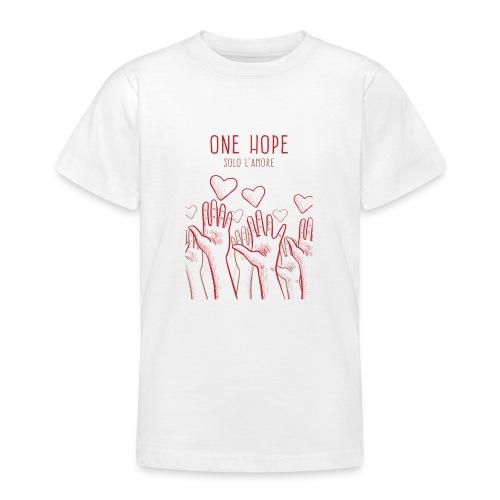 solo l'amore - Maglietta per ragazzi