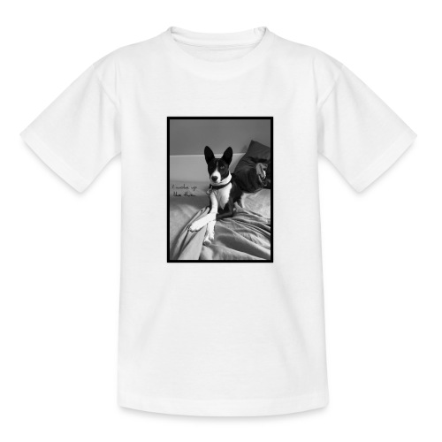 Piratethebasenji - T-shirt Ado