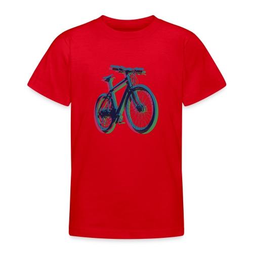 Bike Fahrrad bicycle Outdoor Fun Mountainbike - Teenage T-Shirt