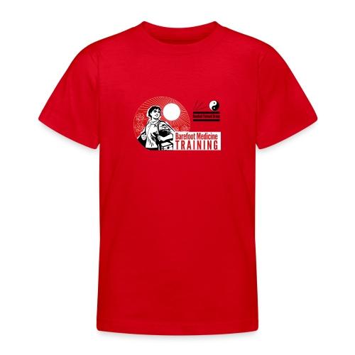 Barefoot Forward Group - Barefoot Medicine - Teenage T-Shirt