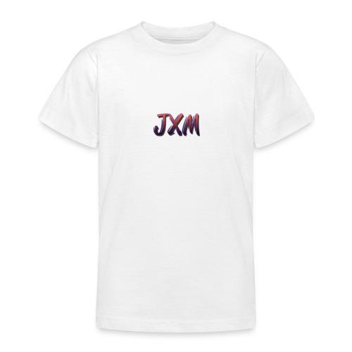 JXM Logo - Teenage T-Shirt