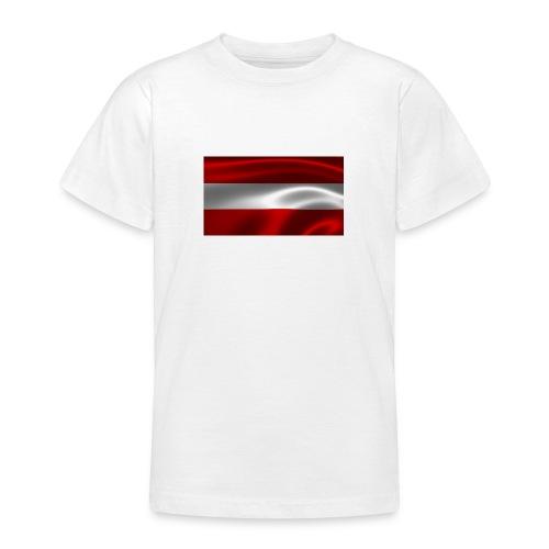 Austria I Love Austria - Teenager T-Shirt