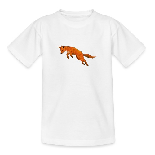 The Quick Brown Fox - Teenager T-shirt