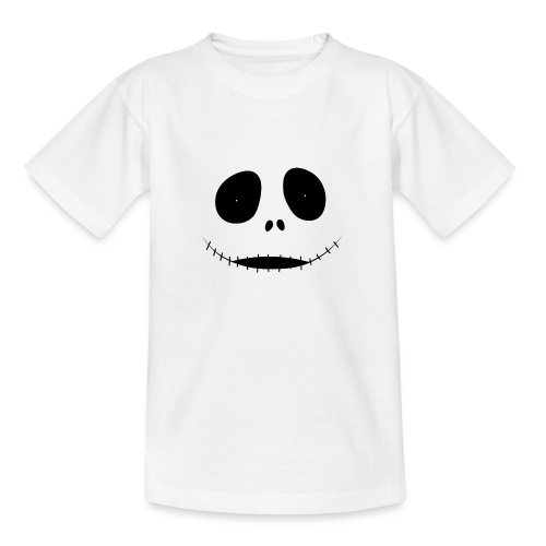 SCAREY FACE - Teenager T-Shirt