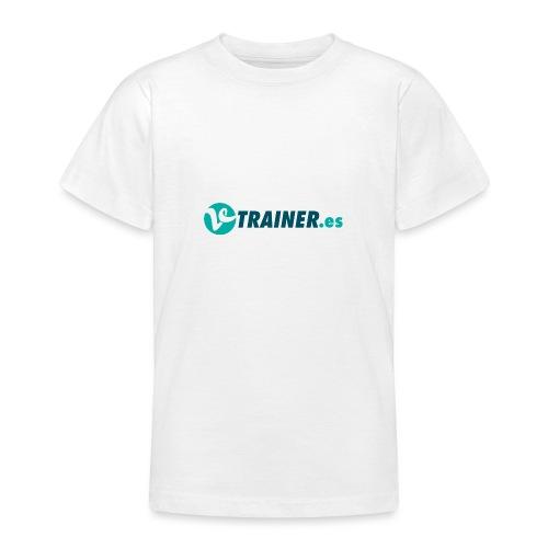 VTRAINER.es - Camiseta adolescente