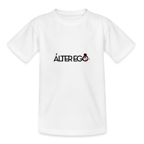 ÁLTER EGO - Camiseta adolescente