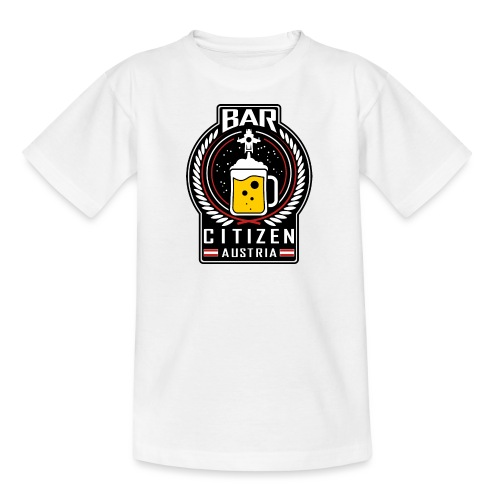 BarCitizen Austria Logo - Teenager T-Shirt