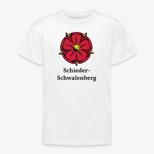 Lippische Rose - Schieder-Schwalenberg - Teenager T-Shirt