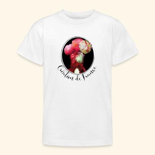 Création de France - T-shirt Ado
