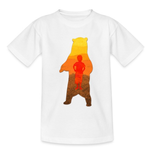 De Berenjongen - Teenager T-shirt