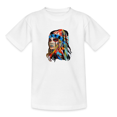 Pióra i pióropusze - Koszulka młodzieżowa
