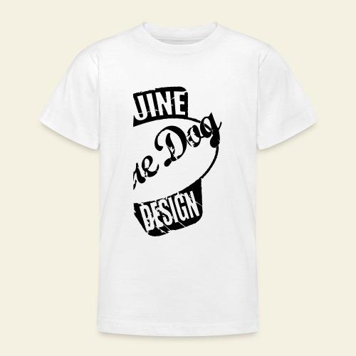 raredog fuelwear - Teenager-T-shirt