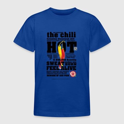 chili - Teenager-T-shirt
