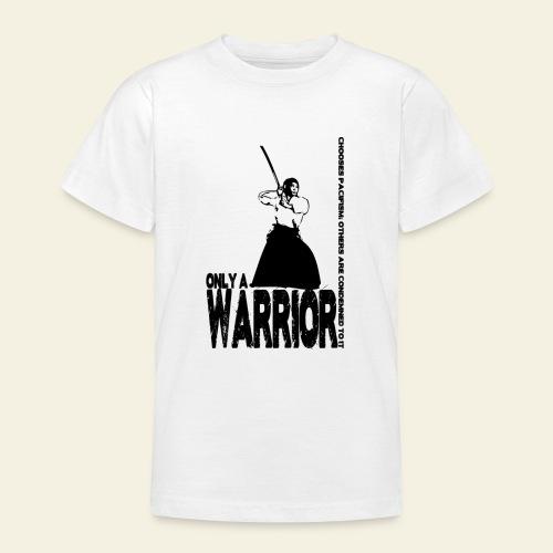 warrior - Teenager-T-shirt