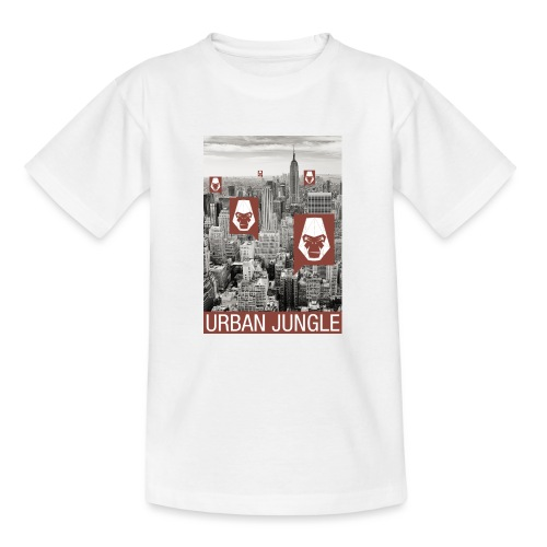 Urban Jungle UG - Teenage T-Shirt