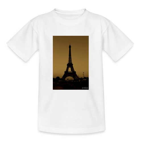 Paris - Teenage T-Shirt