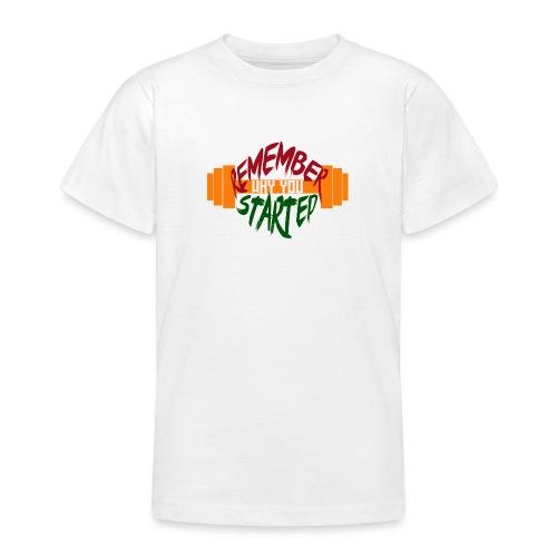 fitness draw - T-shirt Ado