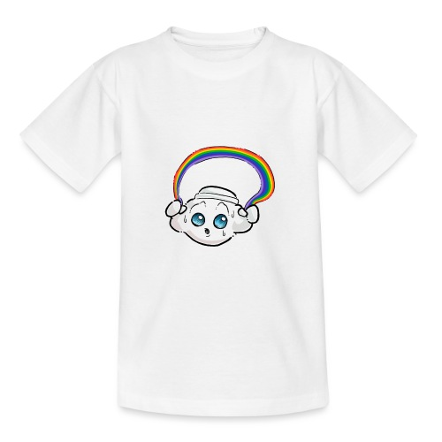 Oliver Cast The Cloud - Rainbow - Teenage T-Shirt